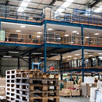Depósito De Mercadorias Para Terceiros em Barra Mansa