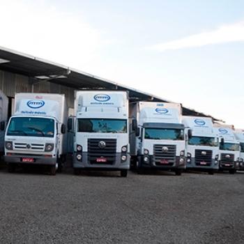 Empresa De Transporte Logística em Ponta Grossa