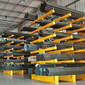 Estrutura De Armazenagem Cantilever em RJ
