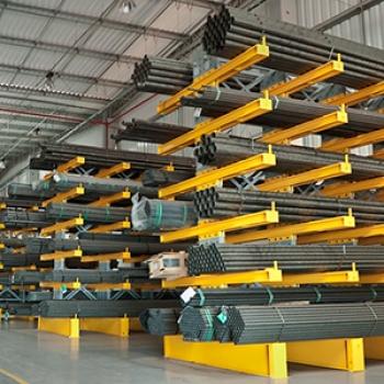 Fabricante De Estrutura Cantilever em Água Rasa